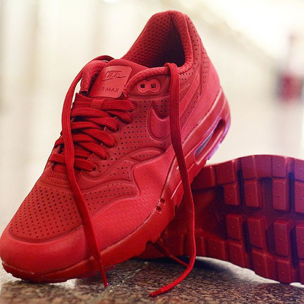 air max ultra moire rouge