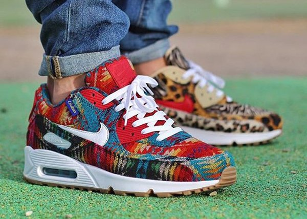 Nike Air Max 90 ID Pendleton Warm & Dry (@@frems) (5)