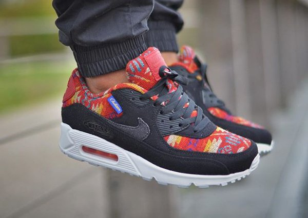 Nike Air Max 90 ID Pendleton Warm & Dry (@m2_mouse) (1)