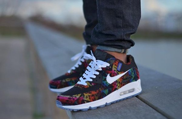 Nike Air Max 90 ID Pendleton Warm & Dry (@m2_mouse)