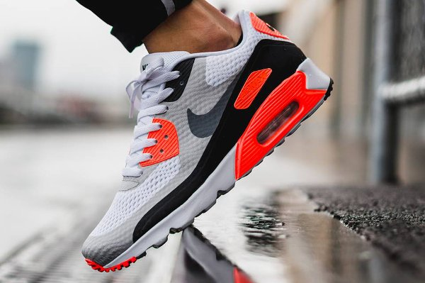 Nike Air Max 90 Ultra Essential OG Infrared pas cher (1)
