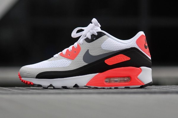 Nike Air Max 90 Ultra Essential OG Infrared pas cher (4)