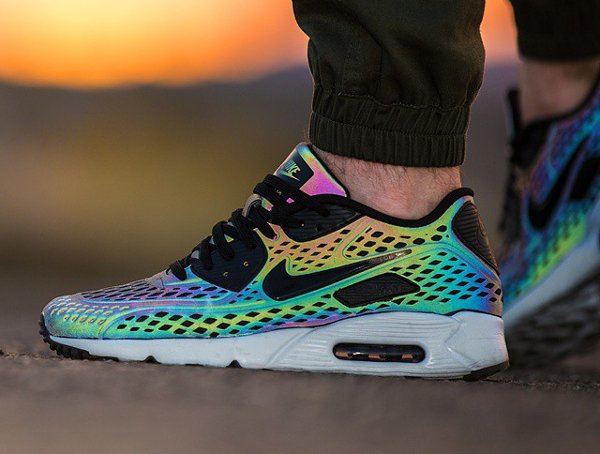 Nike Air Max 90 Ultra Moire Holographic - Ant M