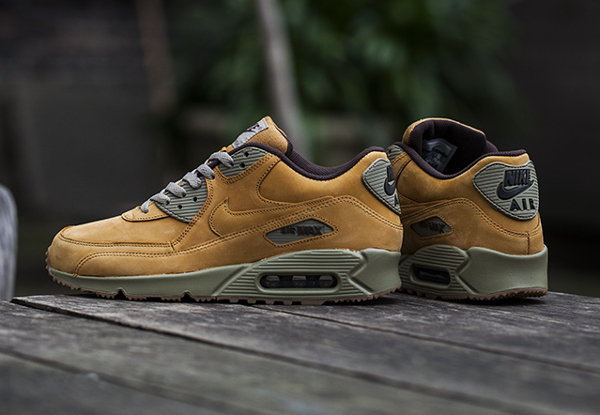 Nike Air Max 90 Winter PRM Bronze Wheat
