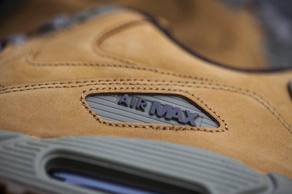 Nike Air Max 90 Winter Premium (Bronze Baroque Brown) (2)