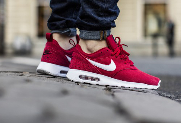 nike air max tavas leather pas cher