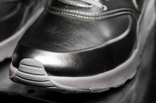 Nike Air Max Thea PRM Metallic Silver pa cher pour femme (2)