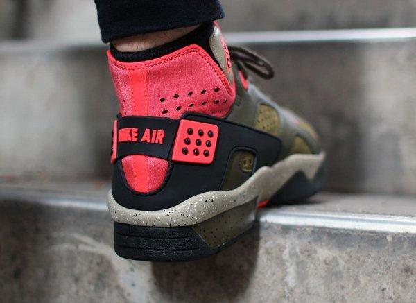 Nike Air Mowabb ACG Militia Green pas cher (2)