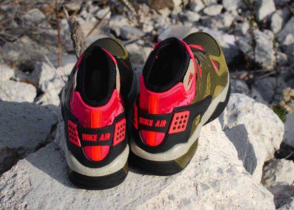 Nike Air Mowabb ACG Militia Green pas cher (5)