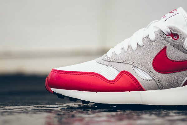 Nike Air Odyssey White University Red (Air Max 1 OG) (3)