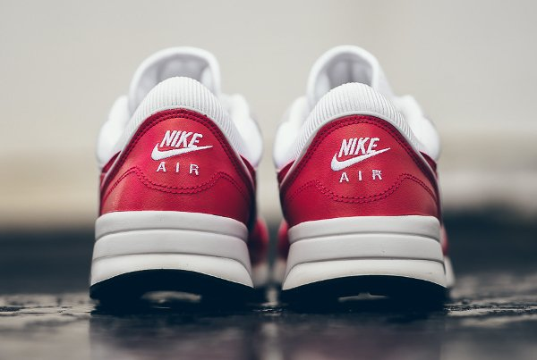 Nike Air Odyssey White University Red (Air Max 1 OG) (4)