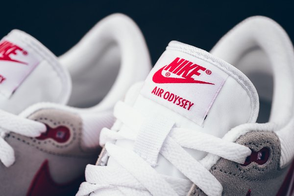 Nike Air Odyssey White University Red (Air Max 1 OG) (7)