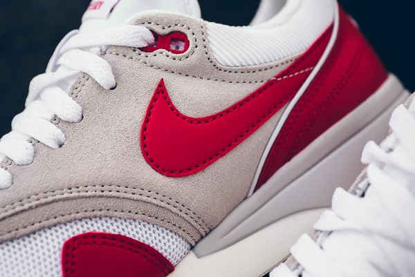 Nike Air Odyssey White University Red (Air Max 1 OG) (8)