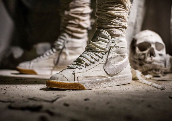 Nike Blazer Mummy Halloween - Adam Zdziech