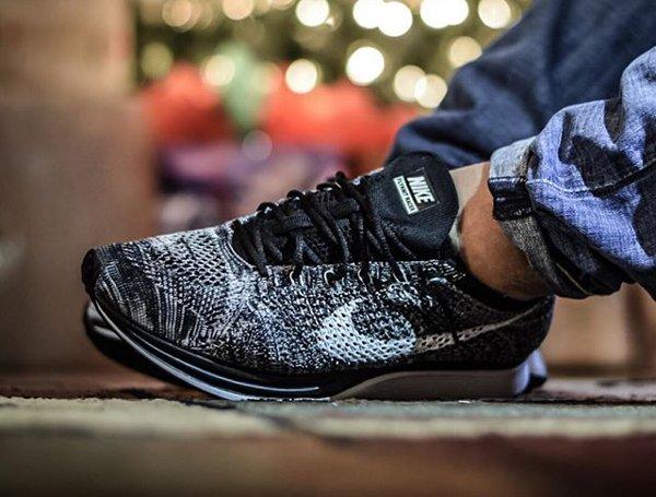 Nike Flyknit Racer Oreo 2015 - @rpgkicks