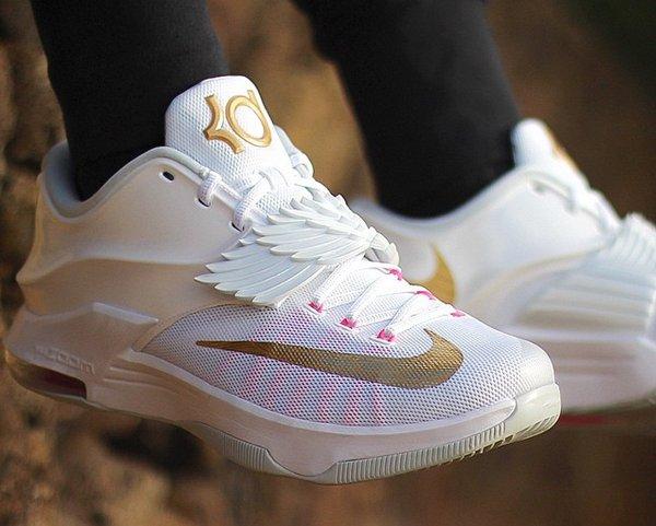 Nike KD 7 Aunt Pearl - Alohasole