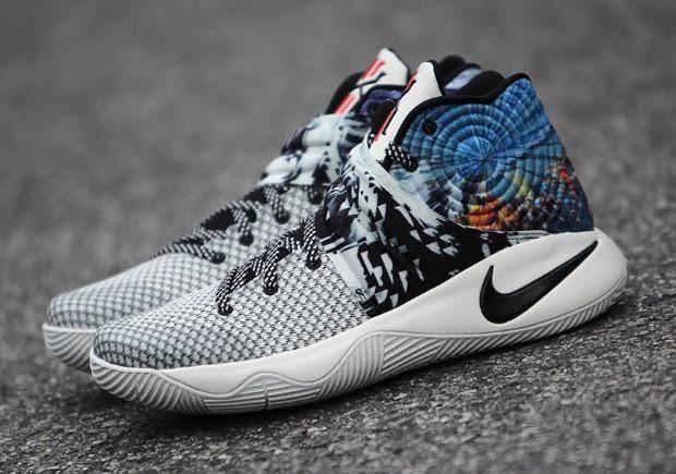 Où acheter la Nike Kyrie 2 Multicolor Effect ?