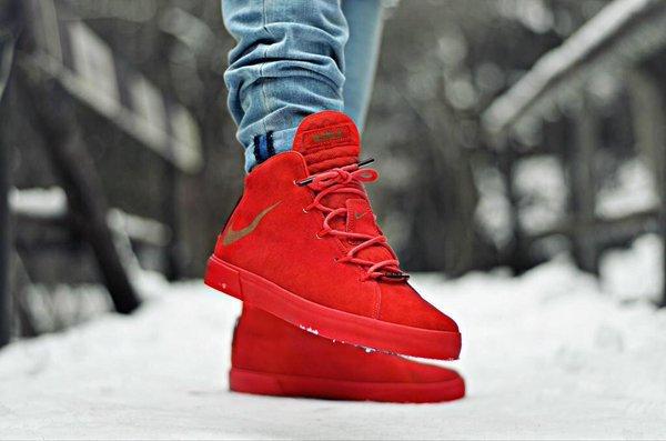 Nike Lebron 12 Lifestyle NSW Challenge Red