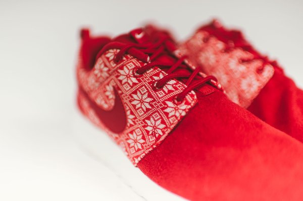 Nike Roshe One Winter Gym Red pulls de noël (2)
