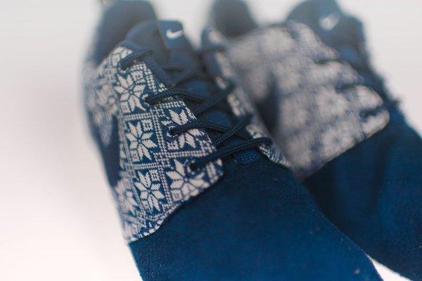 Nike Roshe One Winter Obsidian pulls de noël (5)