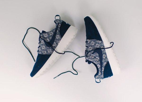 Nike Roshe One Winter Obsidian pulls de noël (7)