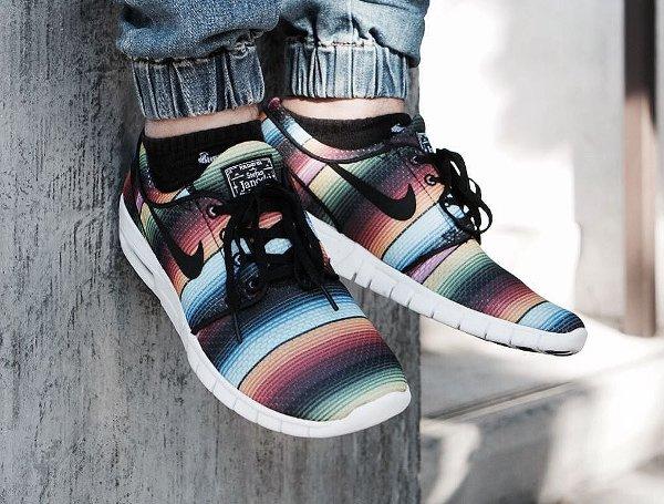 Nike SB Janoski Max PRM Mexican Blanket pas cher blendssd