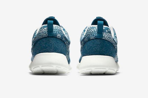 Nike Wmns Roshe One Winter Brigade Blue (2)