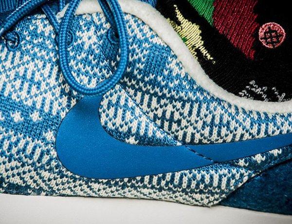 Nike Wmns Roshe One Winter Brigade Blue (5)
