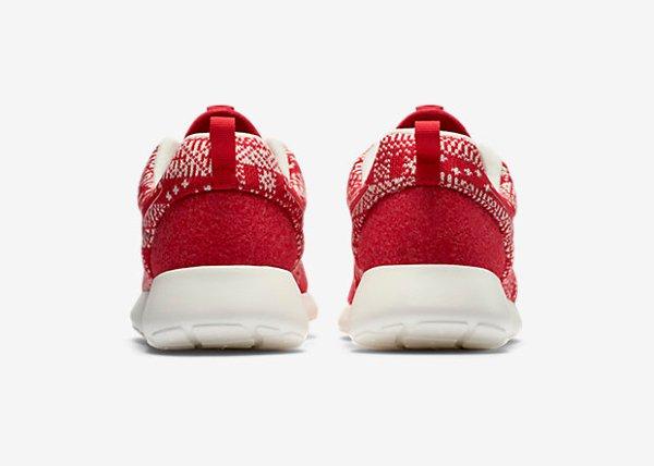 Nike Wmns Roshe One Winter University Red (2)