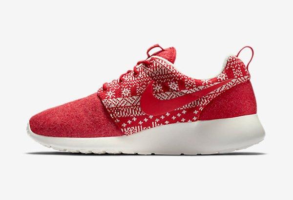 Nike Wmns Roshe One Winter University Red (4)