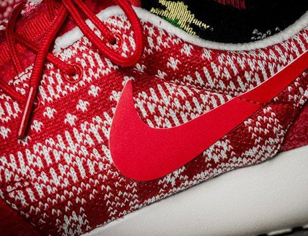 Nike Wmns Roshe One Winter University Red (6)