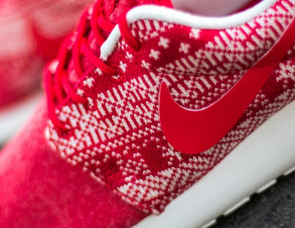Nike Wmns Roshe One Winter rouge (4)