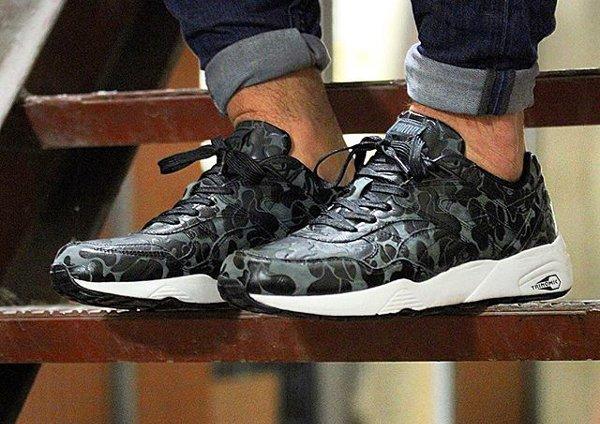 Où acheter les Puma x Bape 'Camo' ? | Sneakers actus
