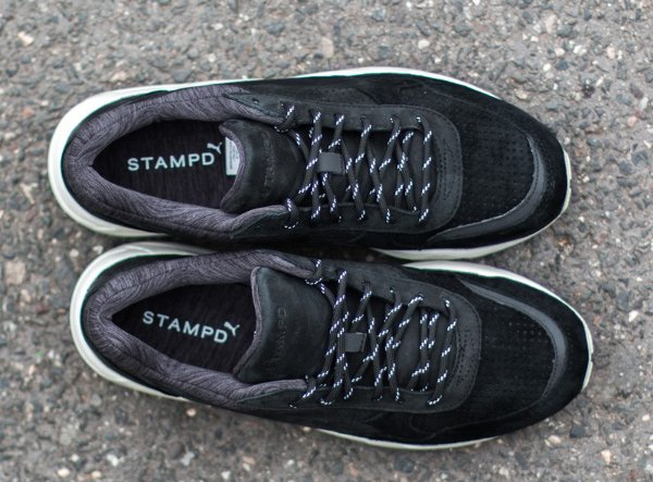 Puma R698 x Stampd Desert Storm Black (2)
