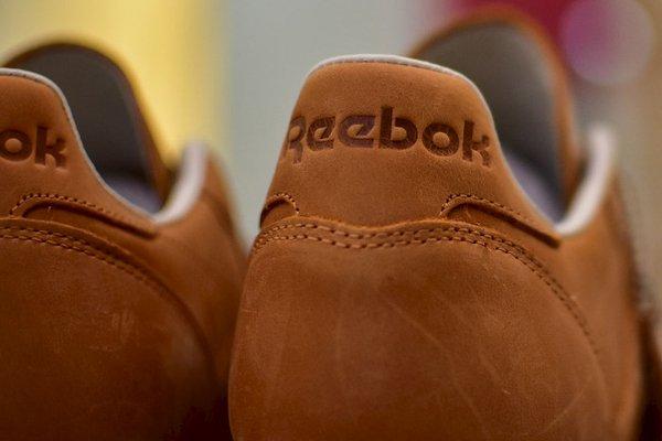 Reebok Classic Leather Lux PW en cuir premium marron style Horween (8)