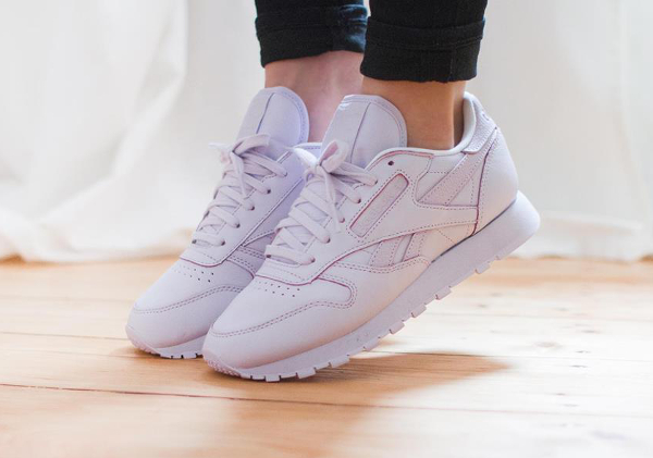 Reebok Classic Leather Spirit x Face (automne 2015)
