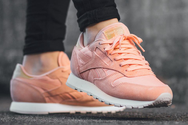 Reebok Classic Leather Transform Desert Stone pas cher (2)