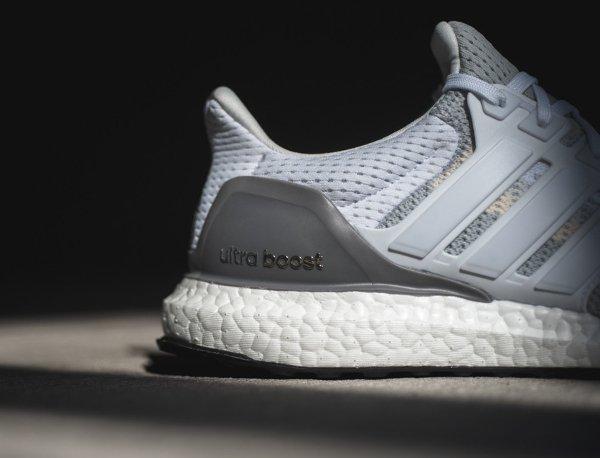 57dac7eae48 basket Adidas Wmns Ultra Boost grise et blanche pour femme (10)