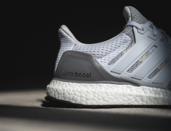 O 249 Acheter La Adidas Ultra Boost Primeknit White Grey