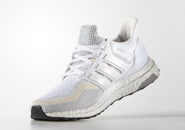 Adidas Boost baskets grise