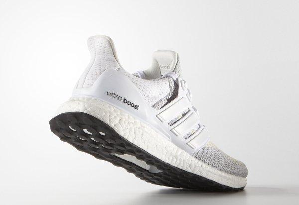 18ef7728aea basket Adidas Wmns Ultra Boost grise et blanche pour femme (6)