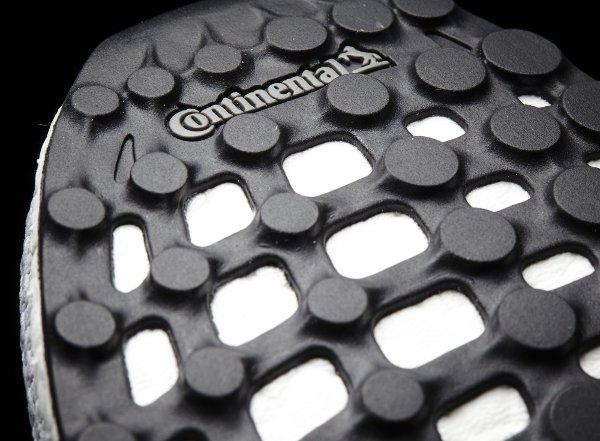 basket Adidas Wmns Ultra Boost grise et blanche pour femme (9)