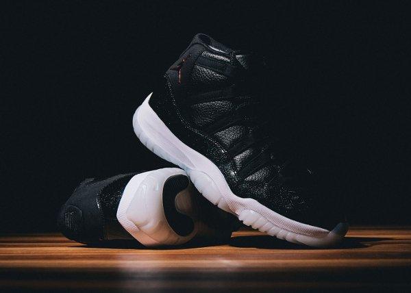 chaussure air jordan XI Retro 72 10 pour homme (1)