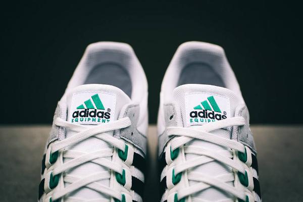 Adidas EQT Cushion 93 OG Vintage White Sub Green (3)