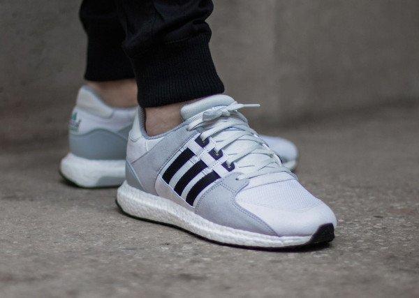 Adidas EQT Support 93-16 Vintage White pas cher (1)