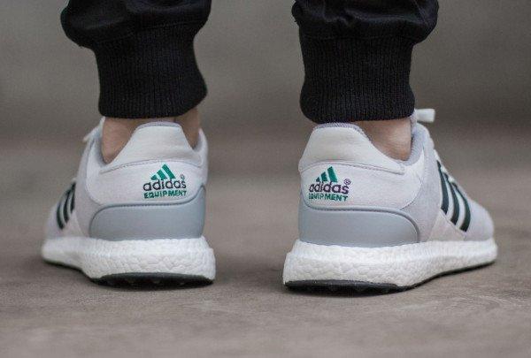 Adidas EQT Support 93-16 Vintage White pas cher (2)