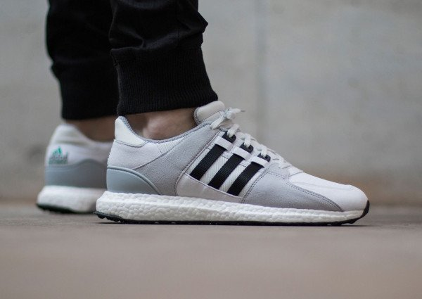 Adidas EQT Support 93-16 Vintage White pas cher (3)