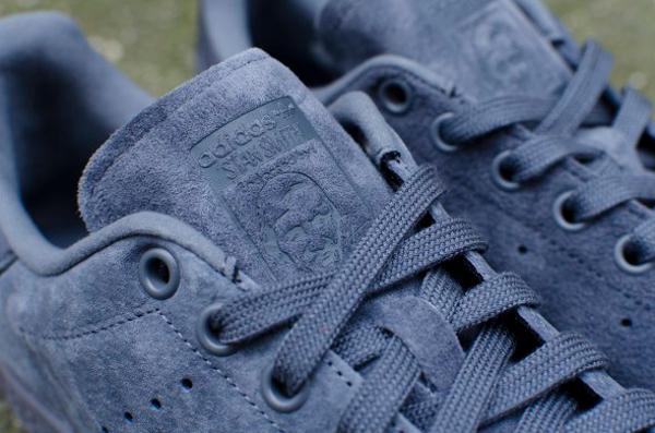 Adidas Stan Smith Daim gris (7)