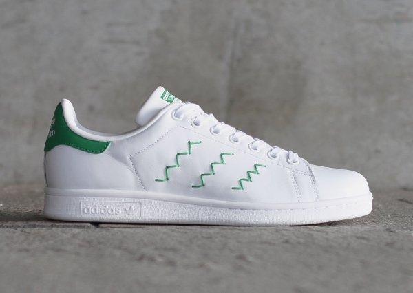Adidas Stan Smith OG W 'White Green'
