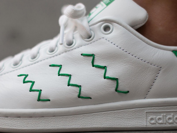 Adidas Stan Smith W OG Zig Zag Stripes (femme) (3)
